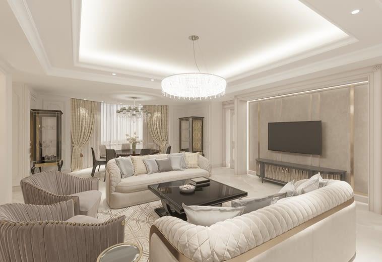 Квартира 300м²