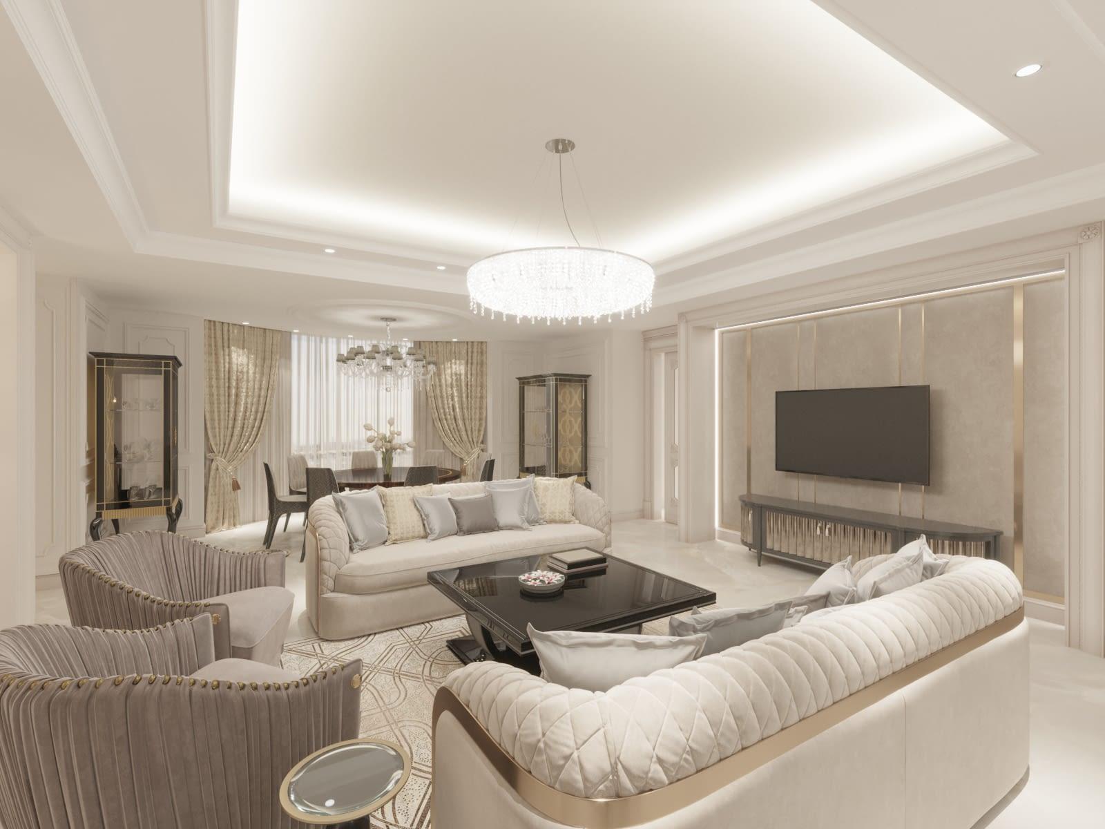 Apartment 300m²