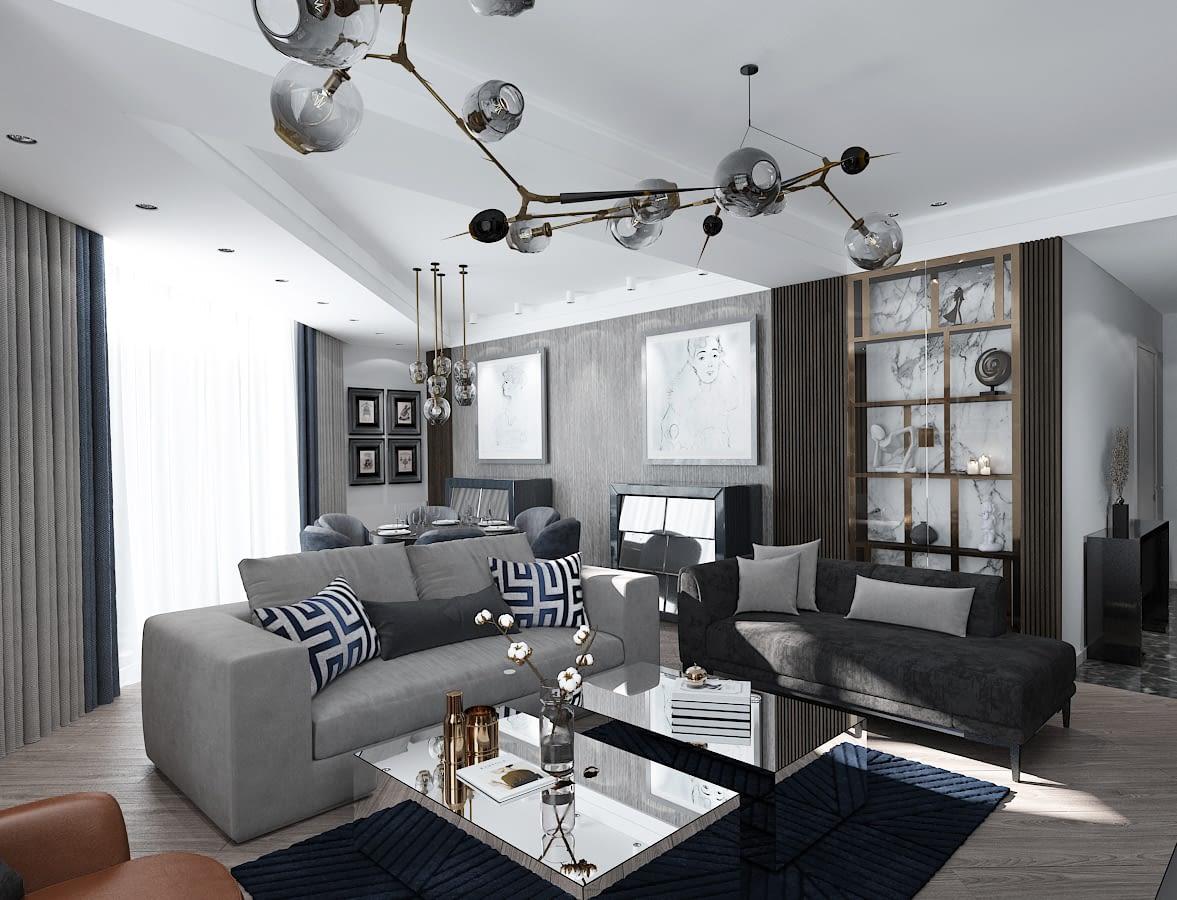 Apartment 120m²