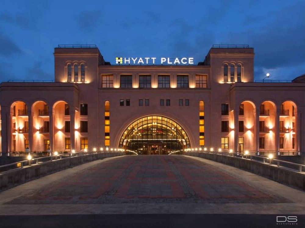 Hotel Hyatt Place Jermuk